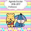 Fabulosa agenda del ciclo escolar 2016 – 2017
