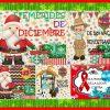 Efemérides del mes de diciembre