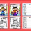 Creativos diseños para armar un cuadernillo de tareas