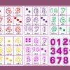 Fabulosa lotería de números