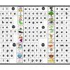 Recorta las fichas y forma la palabra de cada imagen con este material didáctico para primer grado de primaria