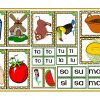 Fabuloso material para trabajar las sílabas en primer y segundo grado de primaria