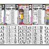 Fabuloso material para aprender, trabajar y reforzar las tablas de multiplicar