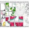 Excelentes actividades para trabajar la descripción y características de los animales con su respectivo rompecabezas