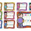 Creativas laminas para repasar las tablas de multiplicar